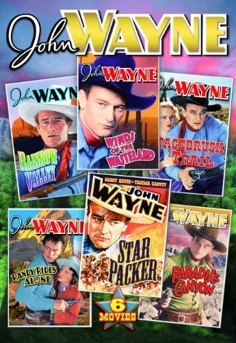 6 Movie Collection Wayne John Bw Nr 2 DVD