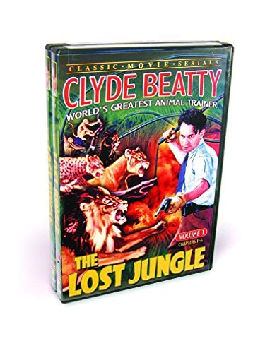 Lost Jungle Lost Jungle Vol. 1 2 Nr 2 DVD