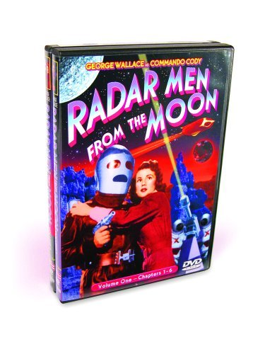 Radar Men From The Moon Radar Men From The Moon Vol. Nr 2 DVD