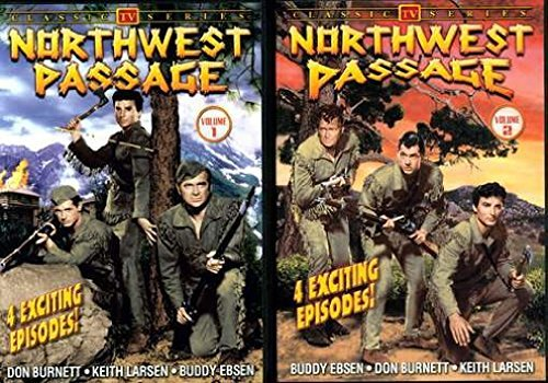 Northwest Passage Northwest Passage Vol. 1 2 Nr 2 DVD