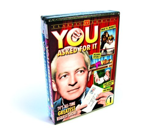 You Asked For It You Asked For It Vol. 1 2 Bw Nr 2 DVD