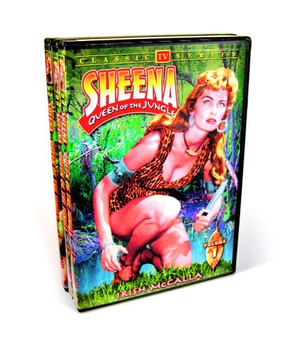 Sheena Queen Of The Jungle Sheena Queen Of The Jungle Vo Vol. 1 3 Nr 3 DVD