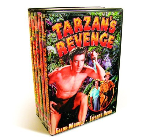 Tarzan Collection Tarzan Collection Bw Nr 5 DVD
