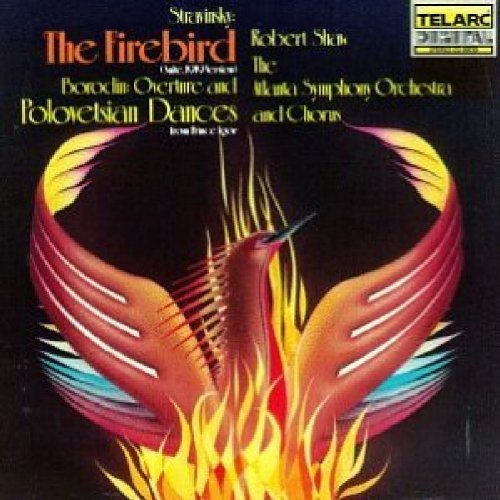 Stravinsky Borodin Firebird Ste Polovtsian Dances Shaw Atlanta So