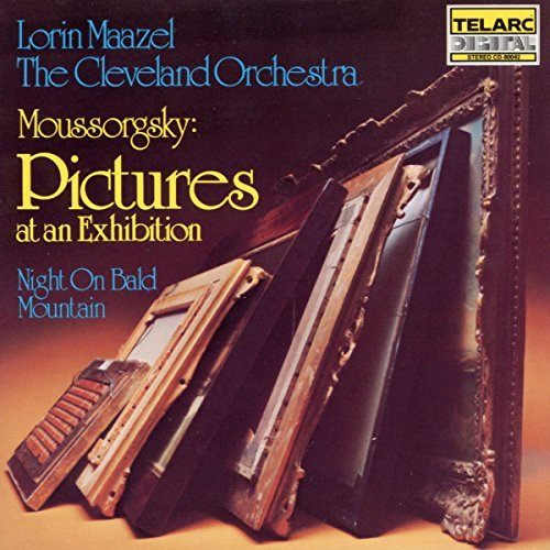 Mussorgsky Ravel Pictures At An Exhibition Nigh Maazel Cleveland Orch