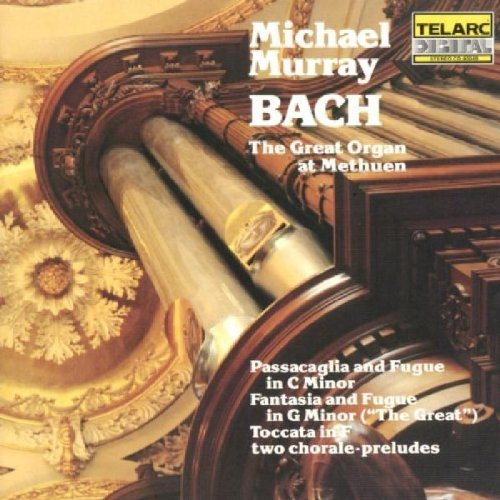 Johann Sebastian Bach Organ Works Murray*michael (org)