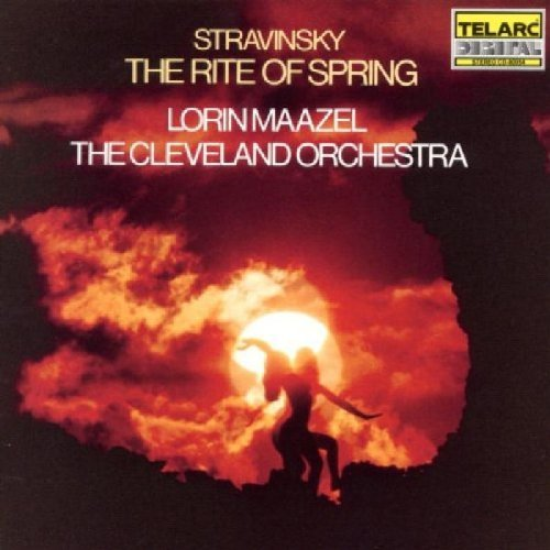 I. Stravinsky Rite Of Spring Maazel Cleveland Orch
