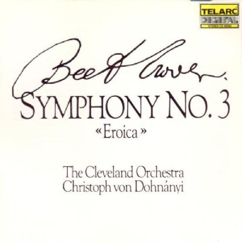 Ludwig Van Beethoven Sym 3 Dohnanyi Cleveland So