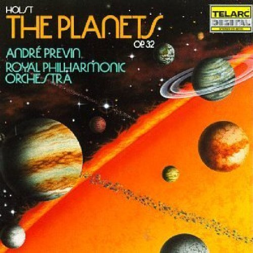Previn Rpo Holst The Planets Previn Royal Po