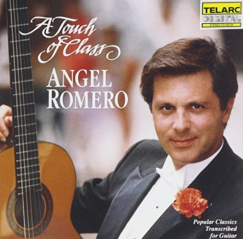 Angel Romero Touch Of Class Popular Classi Romero (gtr)