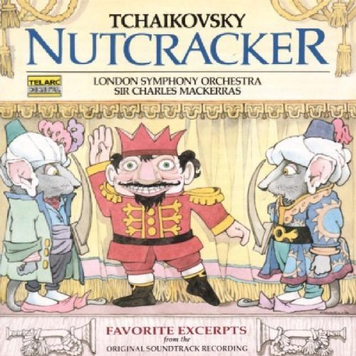 Pyotr Ilyich Tchaikovsky Nutcracker Hlts Mackerras London So
