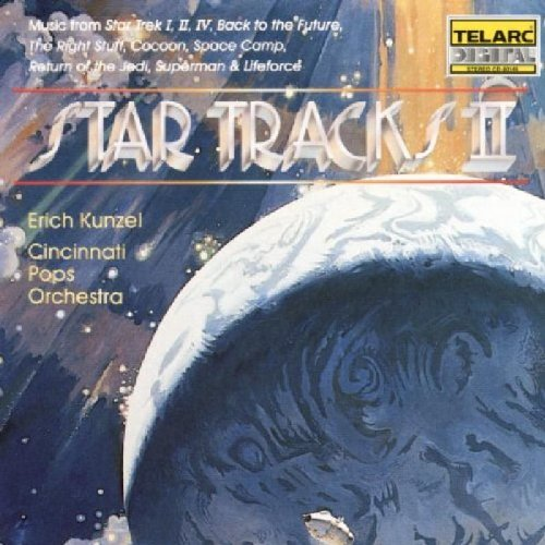 Erich Kunzel Star Tracks Ii Right Stuff CD R Kunzel Cincinnati Pops Orch
