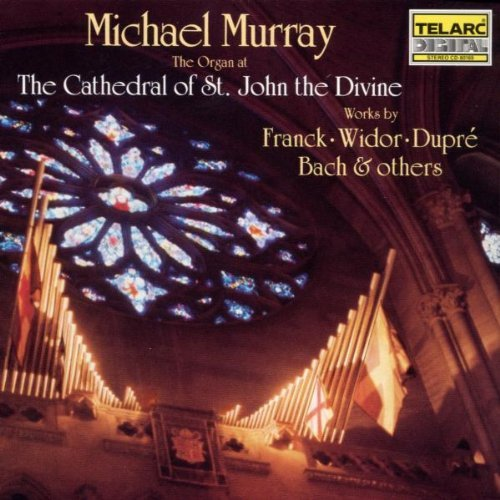 Michael Murray Cathedral St John Devine Nyc Murray (org)