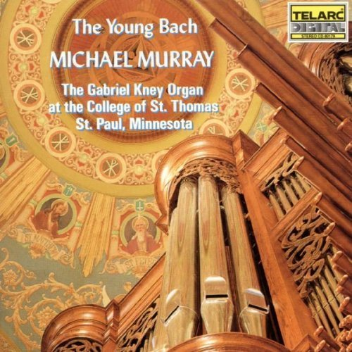 J.S. Bach Young Bach Organ Works Murray*michael (org)