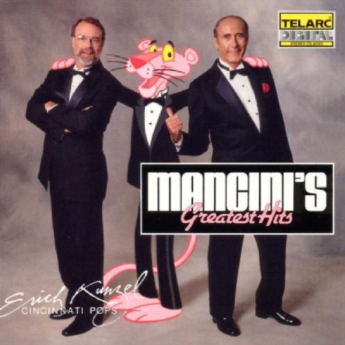 Henry Mancini Greatest Hits Pink Panther Kunzel Cincinnati Pops Orch