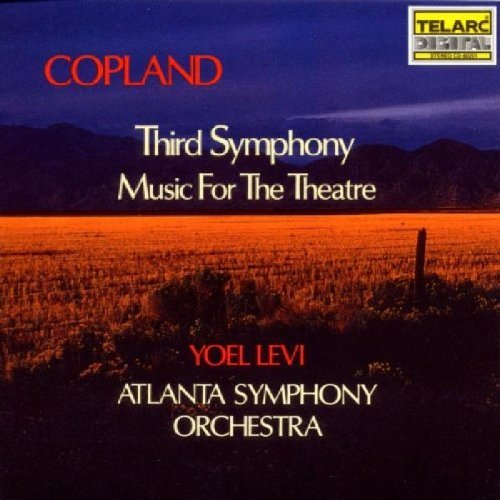 A. Copland Sym 3 Music For The Theatre Levi Atlanta So