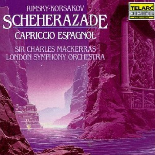 Mackerras Lso Rimsky Korsakov Scheherazade Mackerras London So