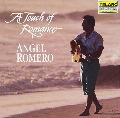 Angel Romero Touch Of Romance Romero (gtr)