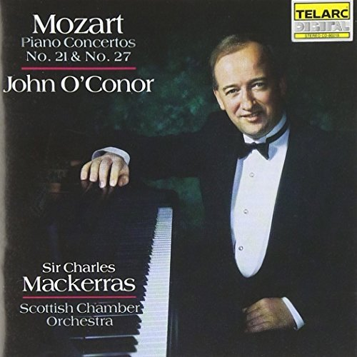 Wolfgang Amadeus Mozart Con Pno 21 27 O'conor*john (pno) Mackerras Scottish Co