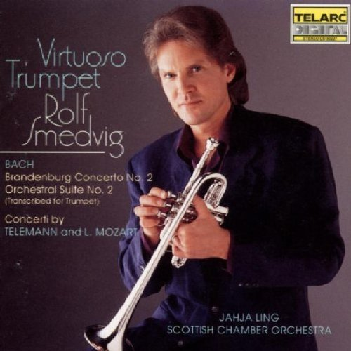 Rolf Smedvig Virtuoso Trumpet CD R Ling Scottish Co