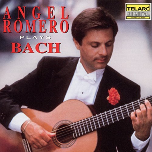 Angel Romero Plays Bach Romero (gtr)