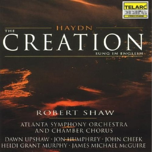 J. Haydn Creation Upshaw Murphy Humphrey Cheek Shaw Atlanta So