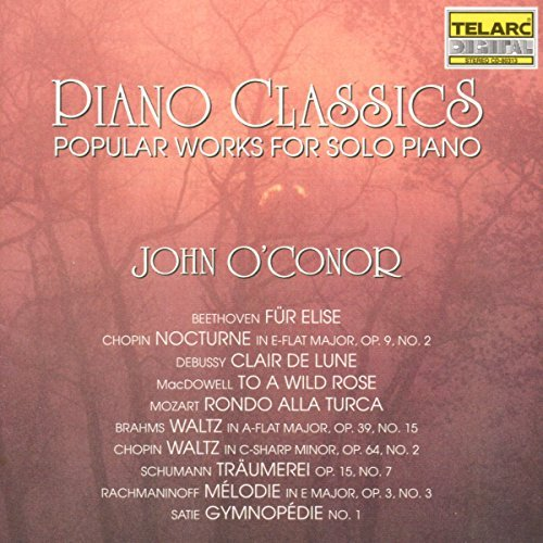Piano Classics Popular Works For Solo Piano O'conor*john (pno)