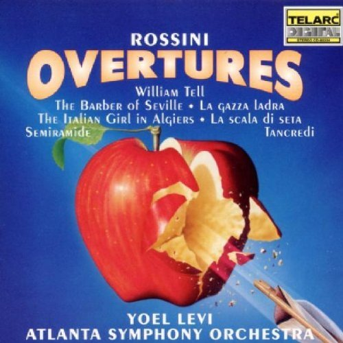 Levi Aso Rossini Overtures Levi Atlanta So