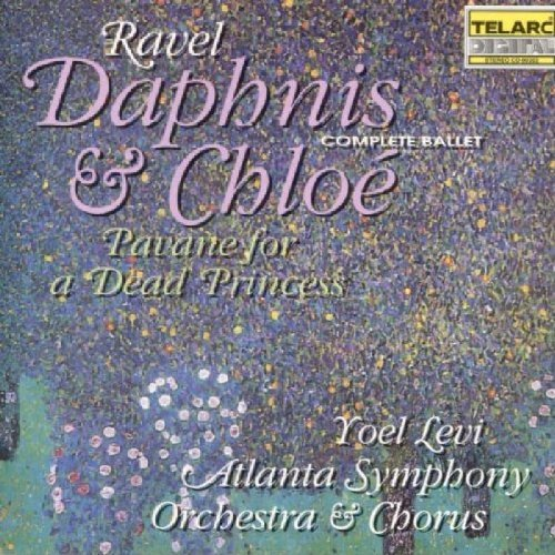 Joseph Maurice Ravel Daphnis Et Chloe Comp CD R Levi Atlanta So