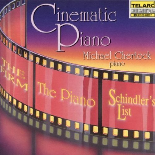 Michael Chertock Cinematic Piano Chertock (pno)