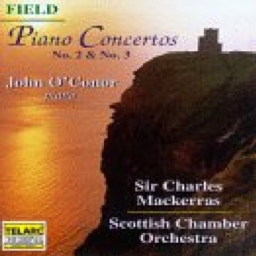 O'conor Mackerras Field Concertos No. 2 & 3 CD R Mackerras Scottish Co