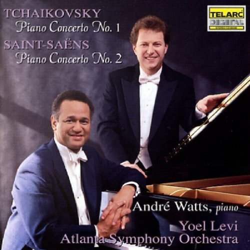 Levi Aso Watts Tchaikovsky Piano Concerto No Watts*andre (pno) Levi Atlanta So