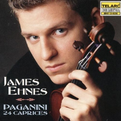 N. Paganini 24 Caprices Ehnes*james (vn)
