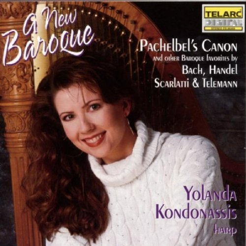 Kondonassis New Baroque (baroque Favorites Kondonassis (hp)