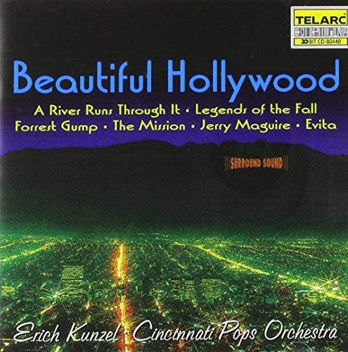 Beautiful Hollywood Beautiful Hollywood CD R Kunzel Cincinnati Pops Orch