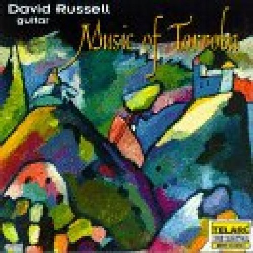 David Russell Music Of Frederico Moreno Torr Russell (gtr)