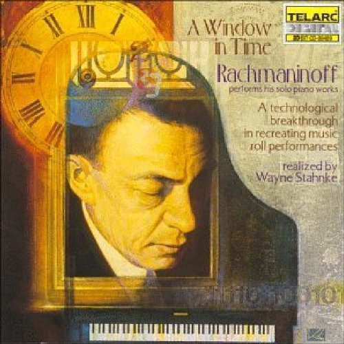 Sergei Rachmaninoff Window In Time (from The Music Rachmaninoff (pno)