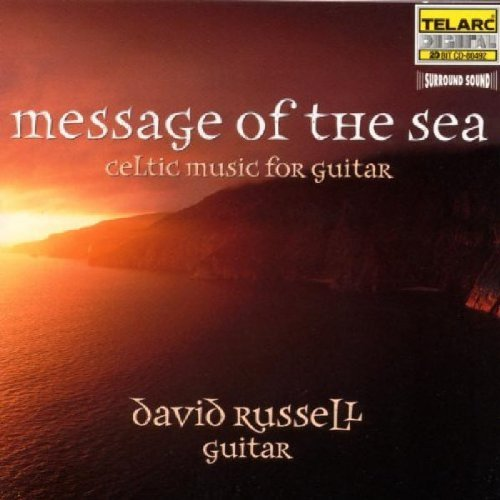 David Russell Message Of The Sea Russell (gtr)