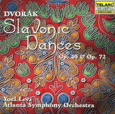 Antonin Dvorák Slovanic Dances Levi Atlanta So