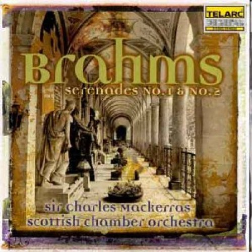 Johannes Brahms Ser 1 2 Mackerras Scottish Co