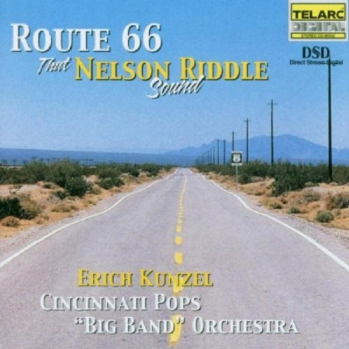 Route 66 That Nelson Riddle Sound Feat. Edwards Peplowski Sandke Baptist Pugh Spangler Berens
