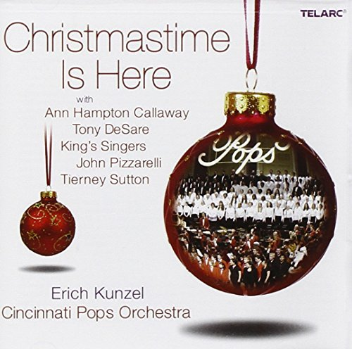 Christmastime Is Here Christmastime Is Here Kunzel Cincinnati So