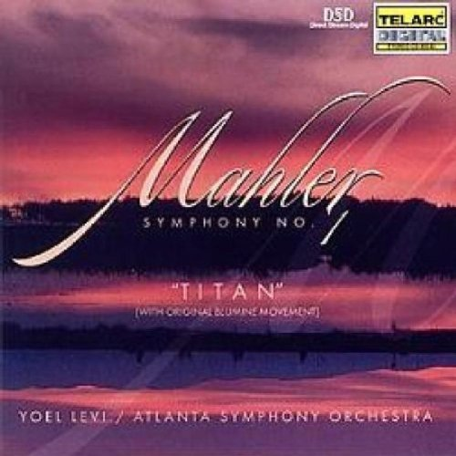 G. Mahler Sym No. 1 CD R Levi Atlanta So