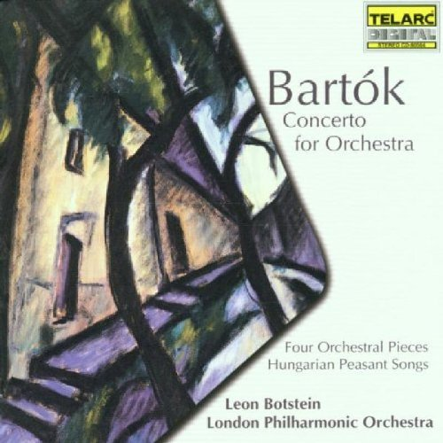Béla Bartók Concerto For Orchestra CD R Botstein London Po