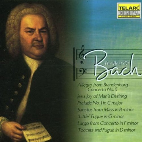 Best Of Bach Best Of Bach Various