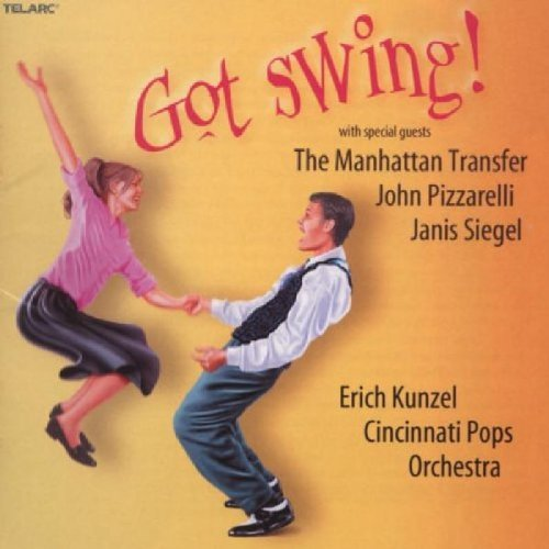 Cincinnati Pops Orchestra Got Swing!