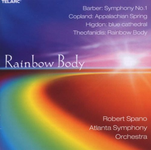 Spano Atlanta Symphony Orch. Rainbow Body Spano Atlanta So