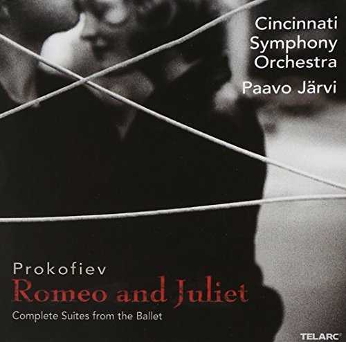 Jarvi Cincinnati So Prokofiev Romeo & Juliet (com Jarvi Cincinnati So