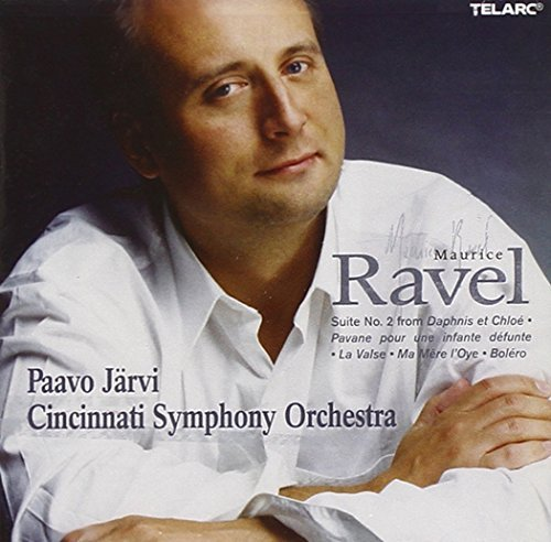 Joseph Maurice Ravel Ste 2 From Daphnis Et Chloe Fi CD R Jarvi Cincinnati So