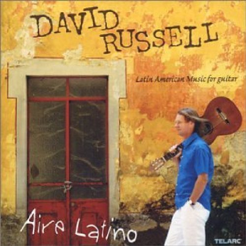 David Russell Aire Latino (latin Music For G Russell*david (gtr)